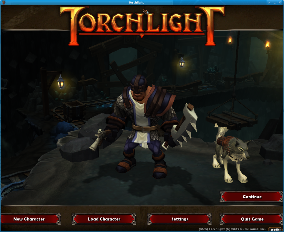 Torchlight: How To Get Fullscreen On Ubuntu 12.04